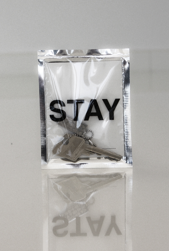 ThankYouForClapping - Identity and concept design for 'STAY hotel apartments'