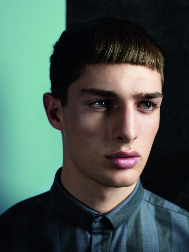 Won Hundred A / W '13 campaign