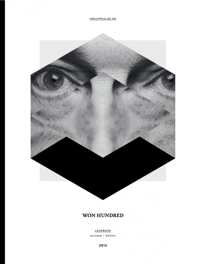 Won Hundred A / W '12 campaign