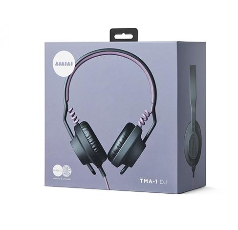 ThankYouForClapping - Identiuty and launch of AIAIAI TMA-1 headphone