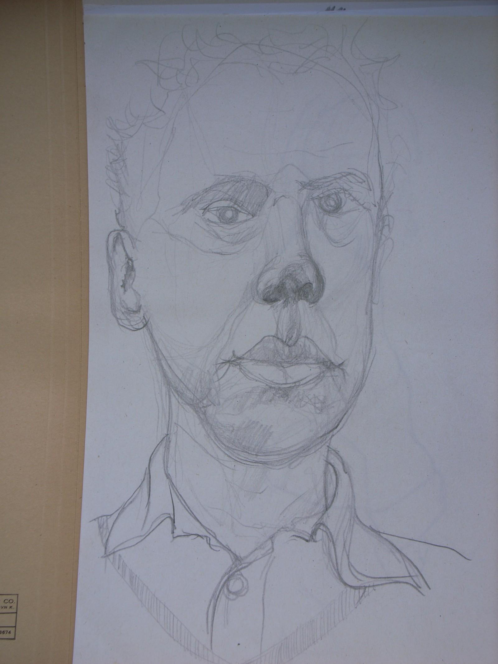 Design School (Croquis) sketch