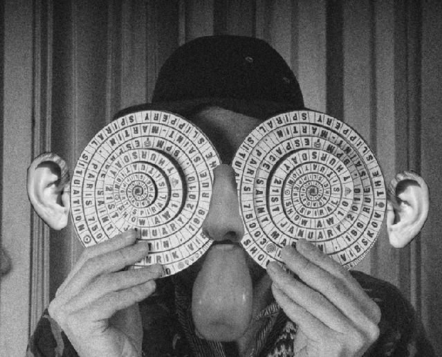 Henrik Vibskov 'Slippery Spiral Situation' show Paris